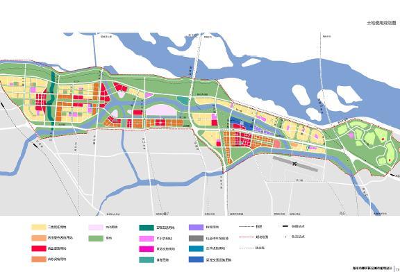郑州惠济新区城市设计2016——同济