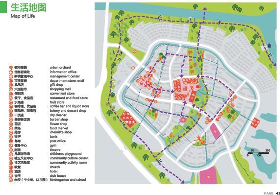 上海安亭新镇(德国小镇)公共空间系统规划2015——as&p