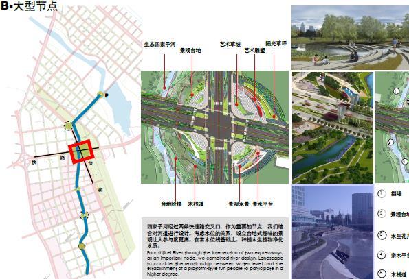 长德新区整体城市景观起步区道路景观设计方案