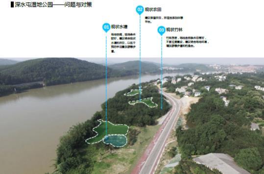 柳州莲花山风景区环江滨水大道b段景观绿化工程方案设计2016——广州