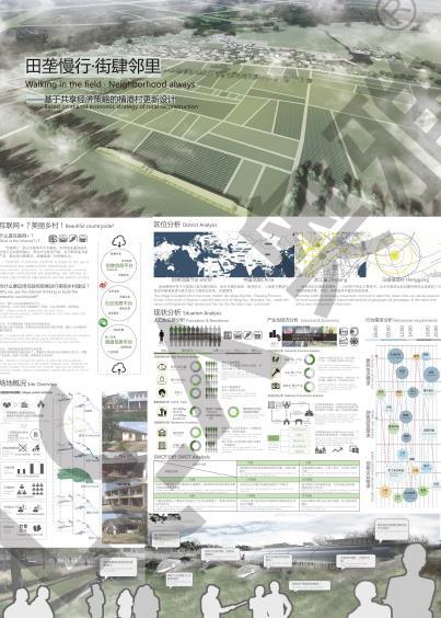 乌镇古村规划发展设计-奥雅设计之星16强参赛作品图片