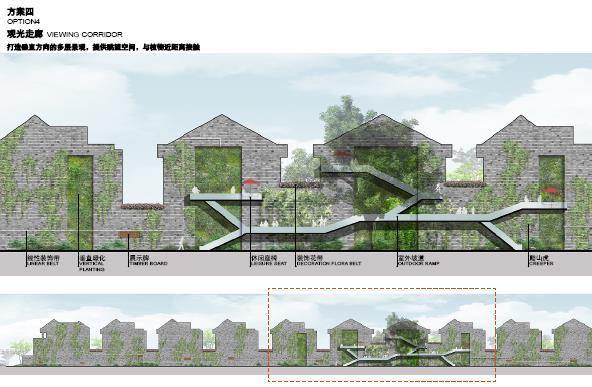 上海南京西路12号线地铁站区域景观概念设计2015