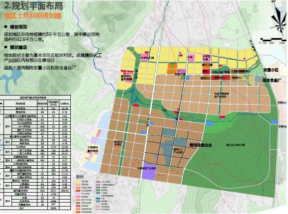 天府新区产业新城 概念性规划城市设计2017