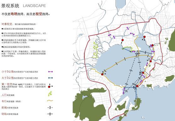 青岛环胶州湾核心圈层概念规划与城市设计