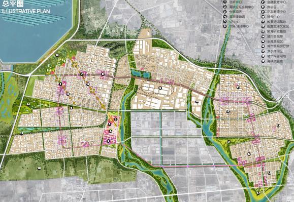 项目定位,区位背景及基地分析,设计策略与规划框架,核心区城市设计