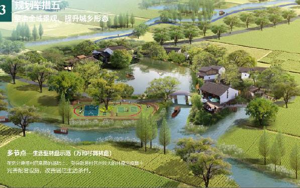 乡村振兴-成都市农博园产业功能区总体规划20