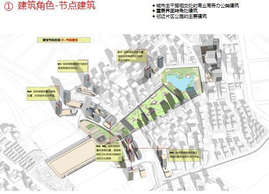 石家庄高铁站周边地区城市设计2015