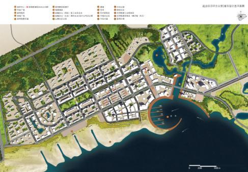 城市设计信息网; 城市设计平面图_城市公园设计平面图_城市设计总平面