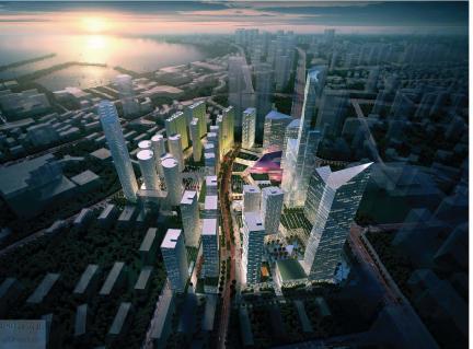 青岛市南区燕儿岛项目概念性规划设计最终稿2009