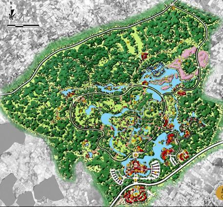 景观结构分析图是什么