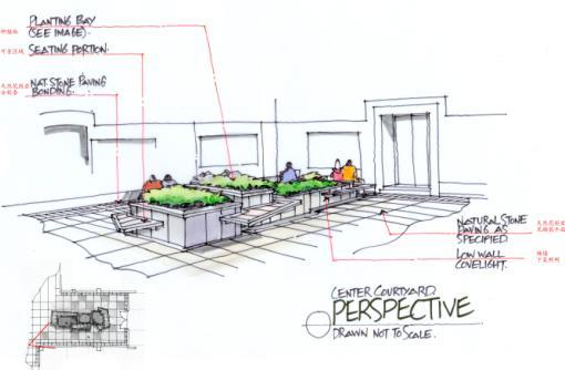 成都优品道l型商业街景观扩初设计——奥雅