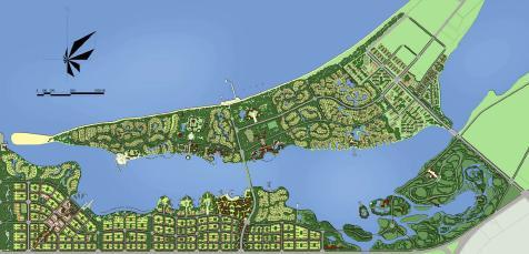 杭州水系景观规划研究——北京大学景观设计学研究院  pdf格式,60清晰