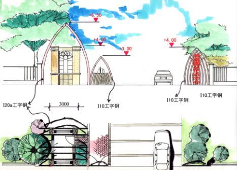 济南园林花卉苗木中心城市花卉主题公园概念设计文本2009—麦蓝