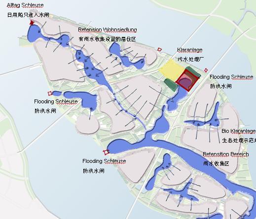 规划与核心区城市设计2013——atkins 浏阳市长兴湖片区概念性规划201