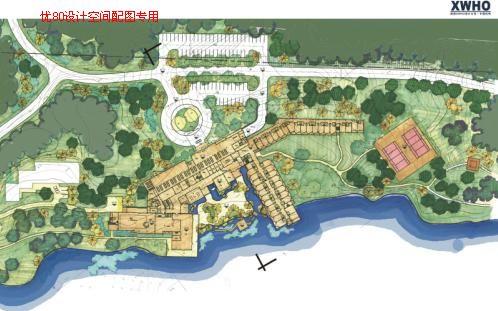 南京中山陵东部整治工程景观规划设计——xwho