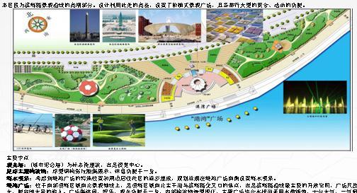 大连开发区滨海路景观设计