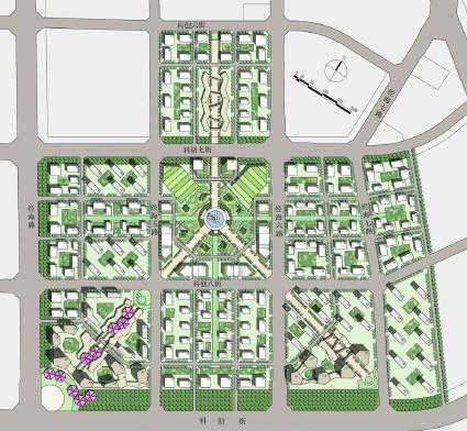 北京光谷城市综合体概念设计方案——美国aoa