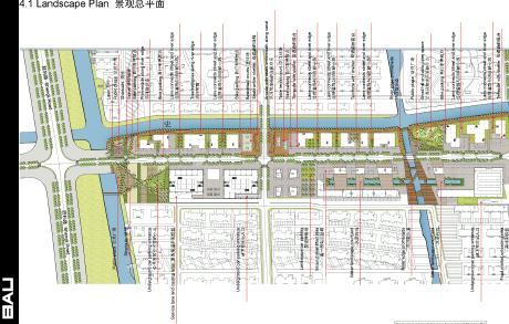 青浦区新桥商业街详细规划——bau-优80设计空间