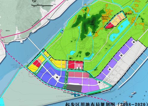 宁波梅山岛发展规划暨起步区总体规划成果汇报2008-中