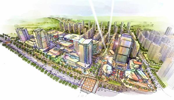 万科青岛四方生态新都心概念规划汇报2009