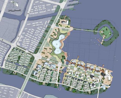 2012-1-7 资料简介: 休闲旅游城市滨水地区rbd(游憩商业区)城市设计
