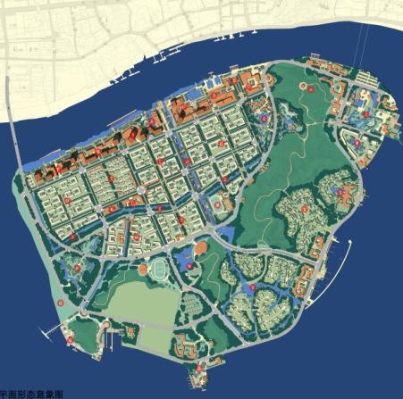 舟山城市空间结构