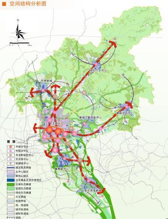 2 城市定位与职能 2.3 城市规划目标 3 发展战略 3.