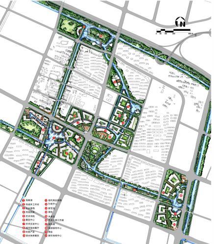 蓟县健康养生园区总体概念规划产业发展策略2011