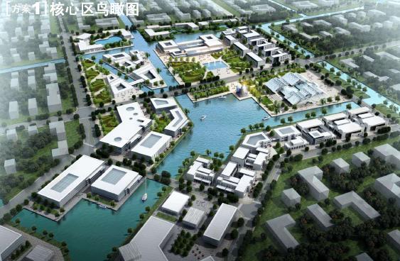 乌镇国际旅游区概念规划——深规院-优80设计空间图片