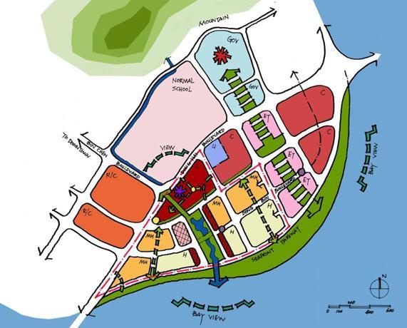 泉州滨海新城总体规划及概念性城市设计